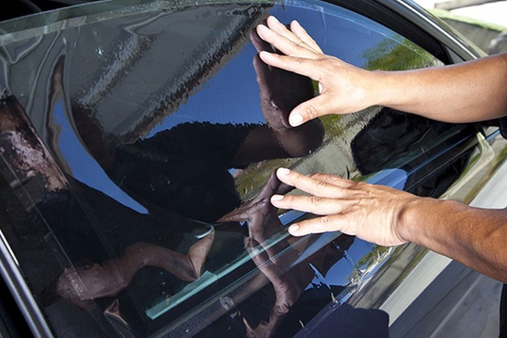 window tinting services for cars